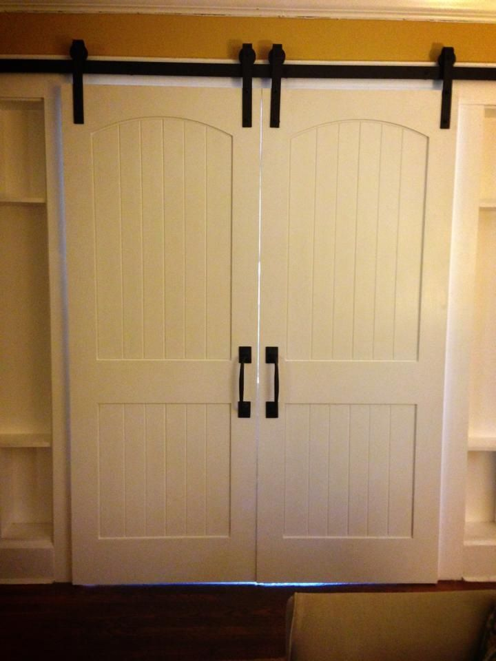 Barn doors for the home pinterest for Barn door in house
