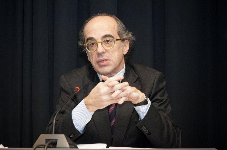 Prof. Doutor Afonso Filipe Pereira d'Oliveira Martins. (Fotografia de Jorge Carvalho, 2015)