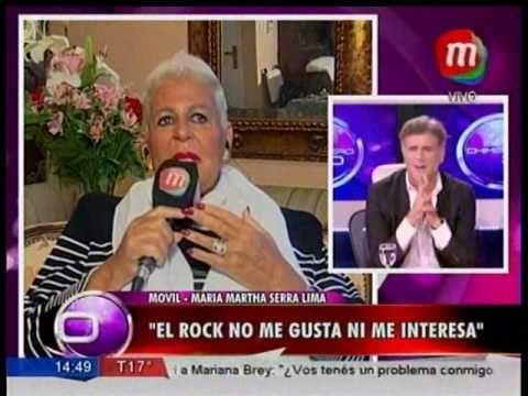 María Martha Serra Lima: su lucha e historia de vida
