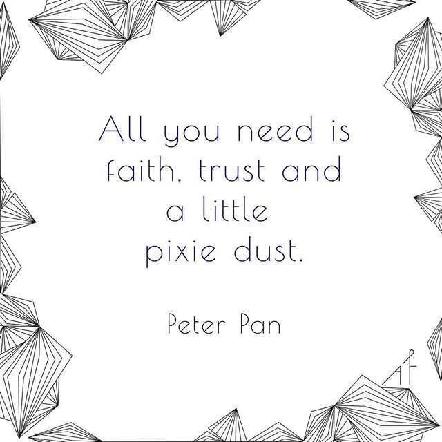 Good night Dreamers!  #afewjewels #jewelry #afew #quote #quoteoftheday #peterpan #disney #faith #trust #pixiedust #amazing #goodnight #sleeptight #sleeptime #bedtime #design #inspiration #creation #imagination #boanoite #buenasnoches  #dreamers