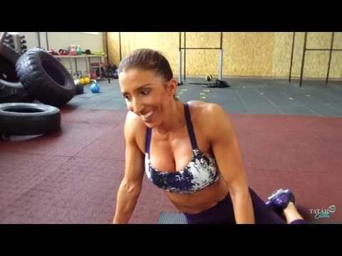 Tatár Csilla (34) - Debreczeni Zita (Zita Annoni) - YouTube
