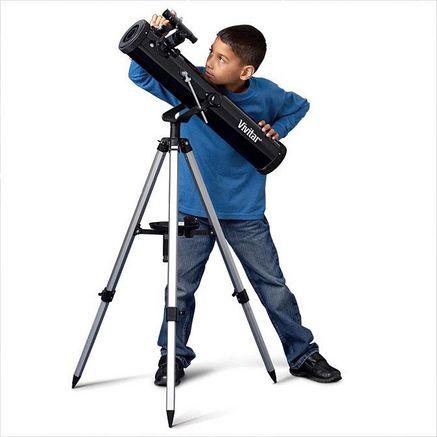 Vivitar® Reflector Telescope with Tripod