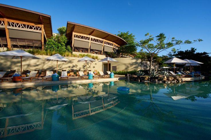 Andaz Peninsula Papagayo Resort, Gulf of Papagayo.