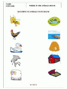 where-do-these-animals-live-worksheets-for-preschool-children-2