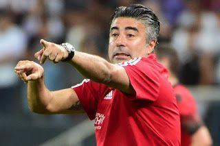 Blog Esportivo do Suíço:  Petkovic anuncia Alexandre Gallo como novo treinador do Vitória