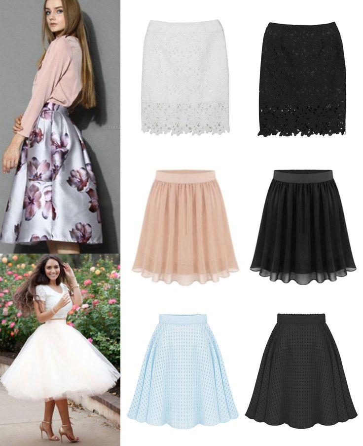 ·Colores y Precio según el modelo·  #Shalala #Ropa #Accesorios #Faldas #Flores #Casual #Negro #Durazno #Celeste