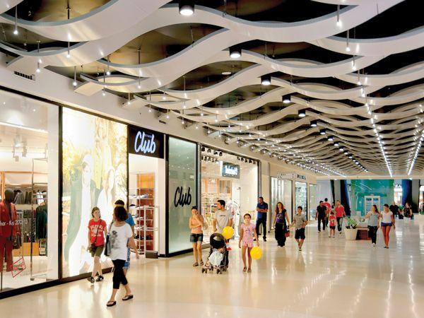 Akbati mall in Istanbul by DDG