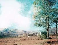 Klein Karoo Farm Life by Bernard de Clerk, via Behance
