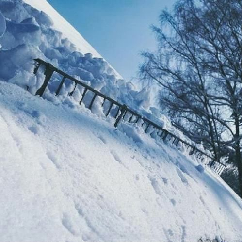 Снегозащитная черепица Trapac является универсальным средством от снега на скатных крышах.