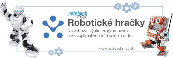 interaktívne robotické stavebnice, ktoré umožňujú deťom rozvíjať kreatívne myslenie - môžu stavať, ovládať a programovať rôzne druhy robotov. Na zábavu, ale aj na výuku programovania a rozvo
