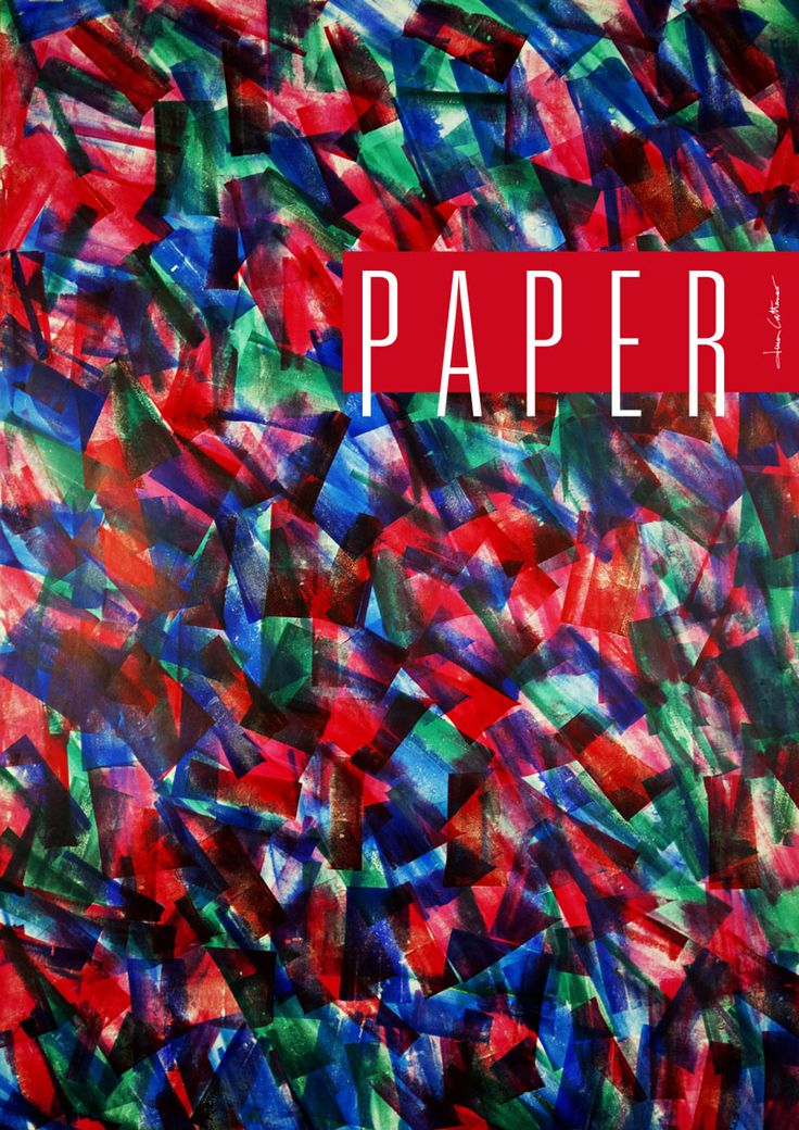 Paper Project #15 - #creativity #paper #colour