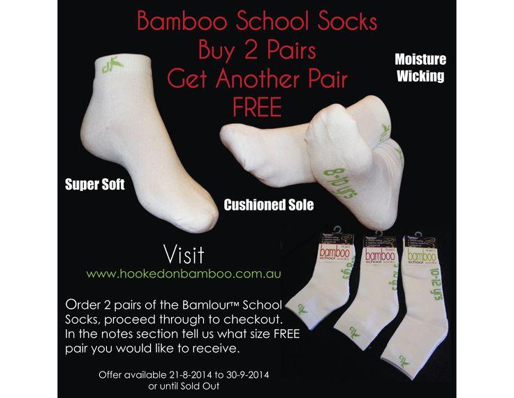 Bamboo Sock Sale