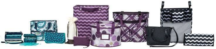 Thirty One Fall 2014 Preview - Cross Town Wallet, Bauble & Bracelets Case, True Beauty Bag, Cheers Bag, Very You Wristlet, Square Utility Bin, Around We go Thermal, Double Take Bag, Mini Cindy, On a Stroll Bag, Flat Iron Fold Over..... Summer catalog ends Aug 31... These new items available in Fall catalog beginning Sept 1 mythirtyone.com/lisaneisler