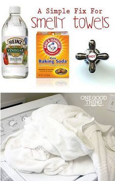 A Simple Fix For Smelly Towels, how to really clean your washer