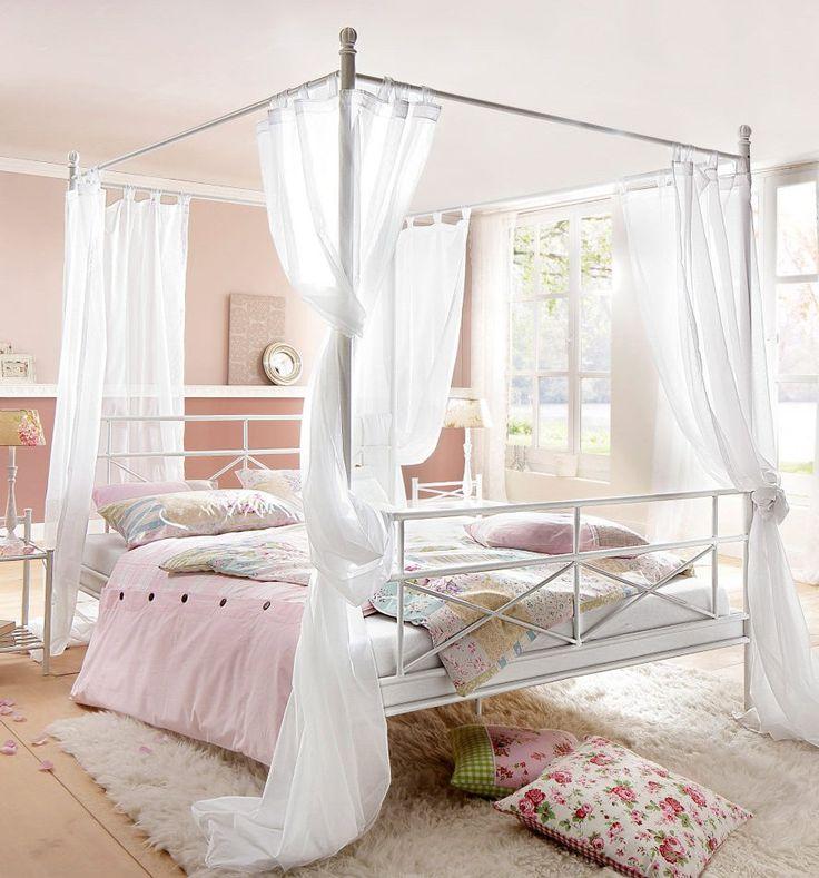 123 besten Schlafzimmer Bilder auf Pinterest Deko ideen - schlafzimmer mit metallbett