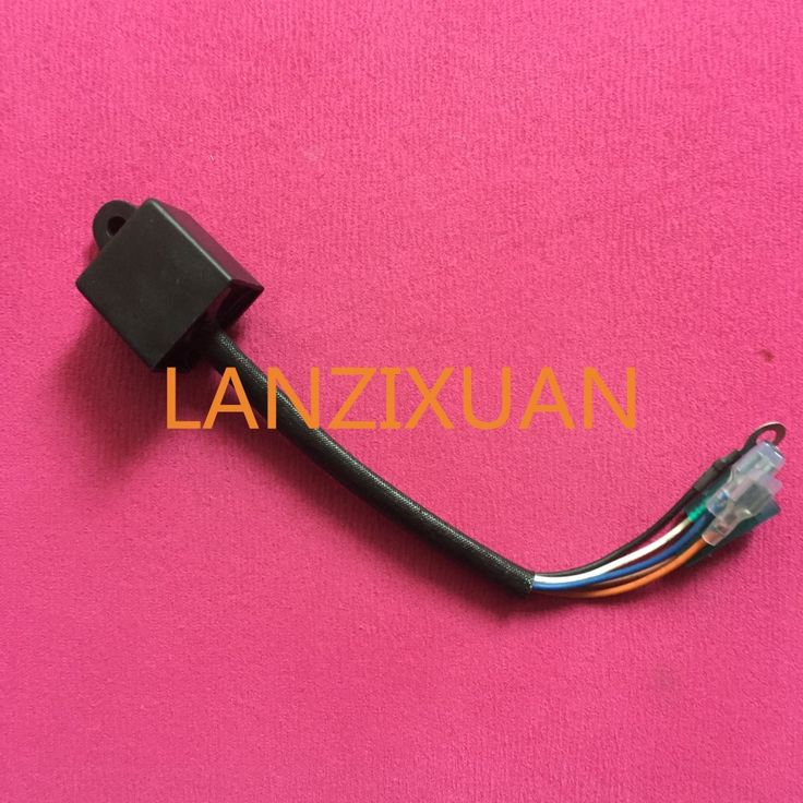 Free shipping Hangkai 2 stroke 4 hp outboard motor 4 horsepower parts igniter