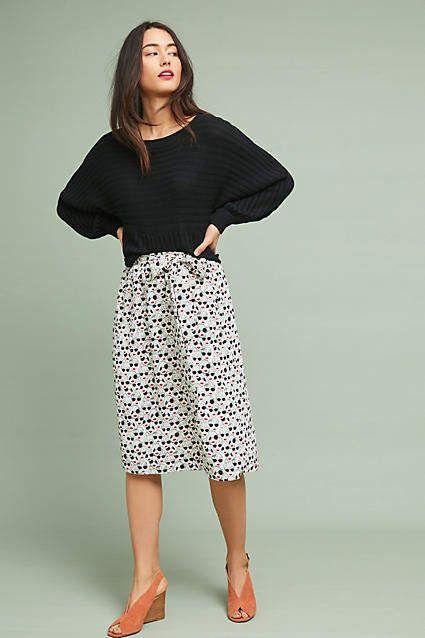 3518a55c0667 Porridge Clothing Visage Printed Skirt   style   Printed skirts ...