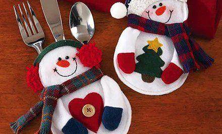 Porte couverts bonhomme de neige cuisine robots for Decoration porte bonhomme de neige