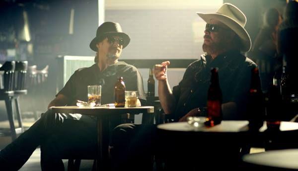 Kid Rock and Hank Williams, Jr. – 'Redneck Paradise' (Remix) Video