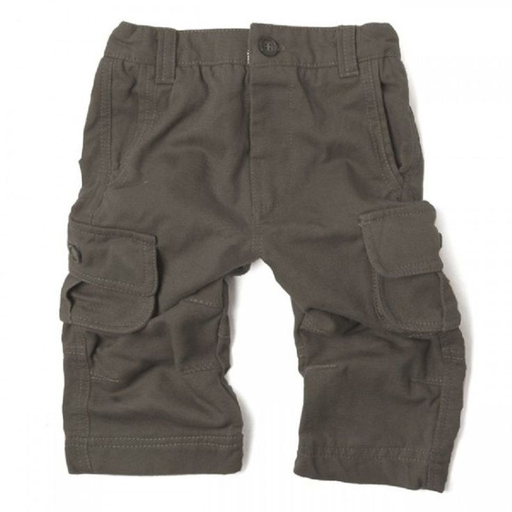 Pants - Nelson Cargo - Clothing - boys - Baby Belle