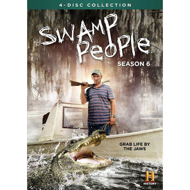 Swamp people:Season 6 (Dvd)