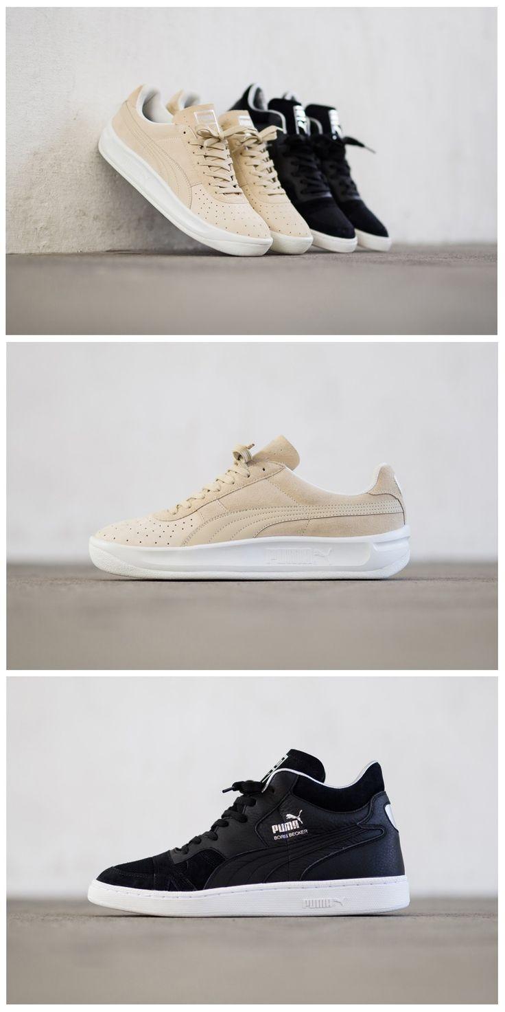 Mejores 59 imágenes de Sneakers: Puma G.Vilas en Pinterest | Pumas ...