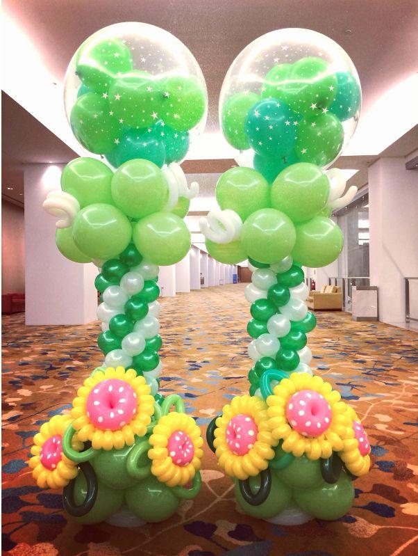 Customised Balloon Columns 43 best Balloon column