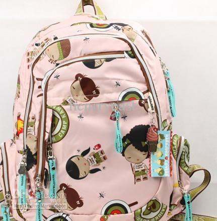wholesale backpack,kawaii lover's backpack.laptop bag,student bag,kinds of designs.