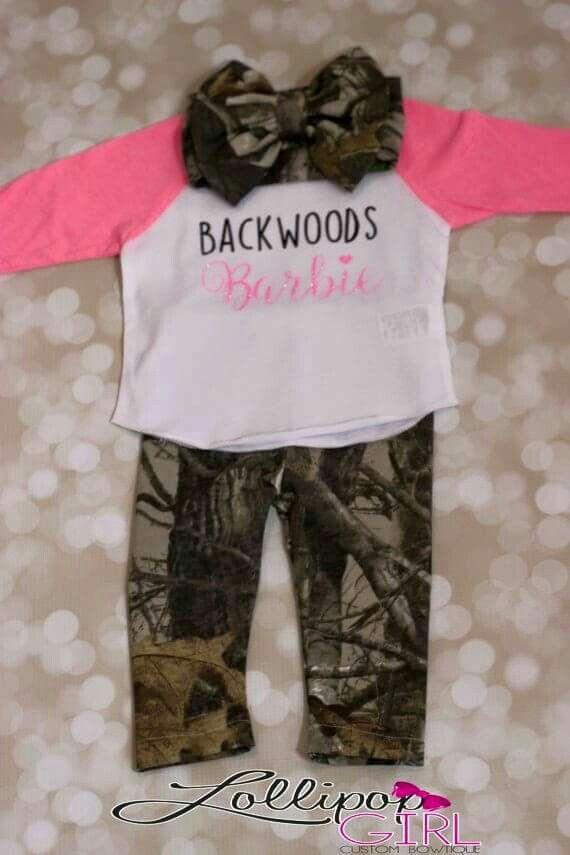 Baby Backwoods Barbie