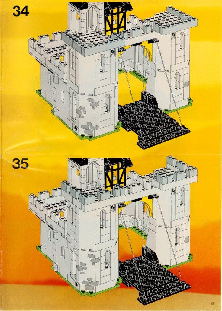 Ch 16: Lego castle