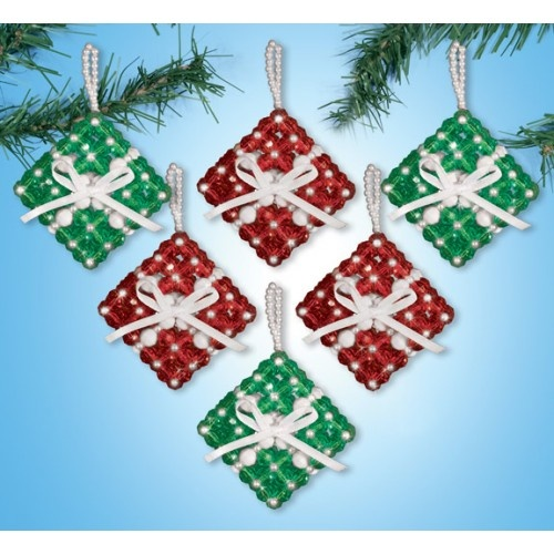 30 best Mary Maxin Beaded Christmas Ornaments images on Pinterest
