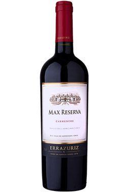 Errazuriz Max Reserva Carmenère  #wine #wineblog #deuxbouteilles