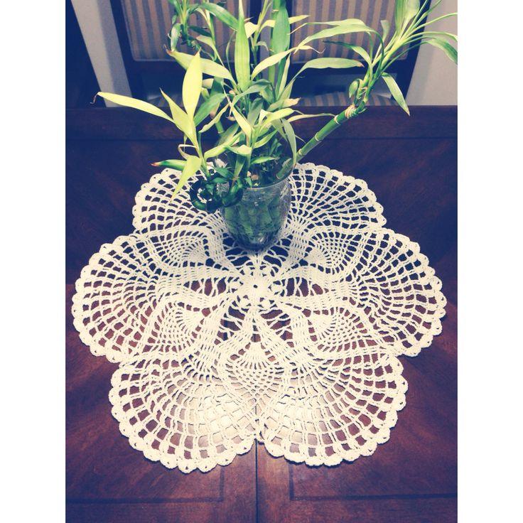 Bambú/crochet ❤️