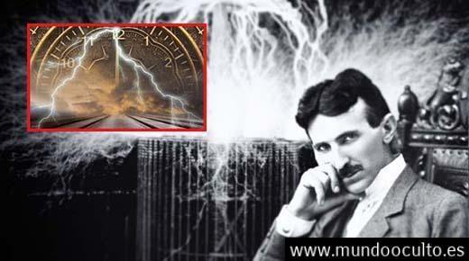 """Nikola Tesla: """"Pude ver el pasado el presente y el futuro al mismo tiempo"""""""