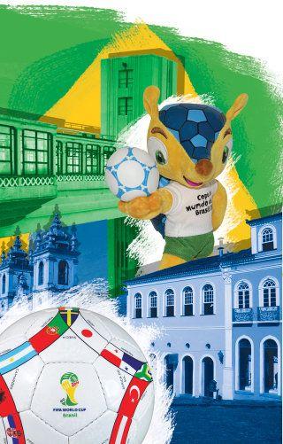 Esta é uma das Copas do Mundo mais difíceis para se apontar um favorito. O Brasil tem a vantagem de jogar em casa e de ser o campeão da Copa das Confederações. Por outro lado, os resultados de cada partida vão mostrando que a disputa não vai ser fácil. Holanda, Alemanha, Argentina, Costa Rica, Uruguai, Chile... Quanto menos sabemos quem vai ganhar, mais emocionante fica a competição. E emoção não tem faltado nas arenas da Copa 2014.