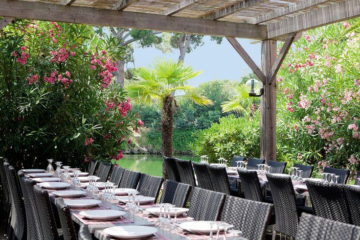 Restaurant Le Riviera à Pierre et Vacances Mandelieu
