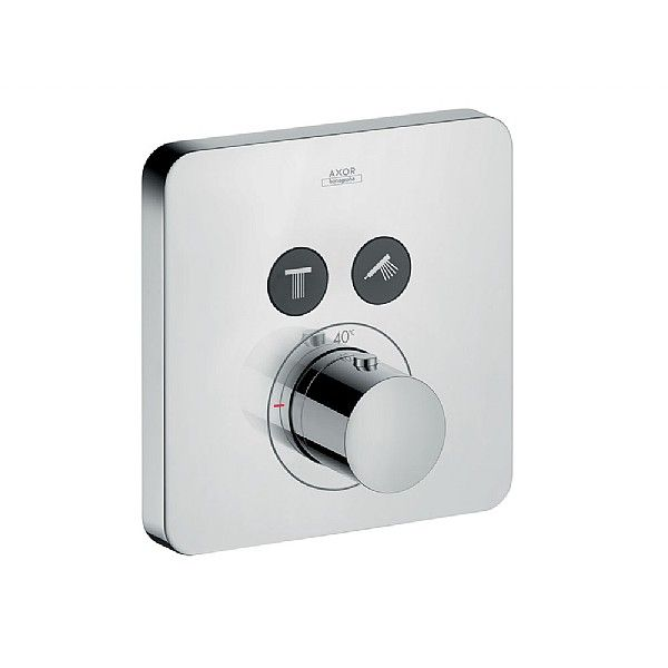 Hansgrohe Axor Citterio E Shower Select Valve For 2 Outlets | Shower Controls | CP Hart