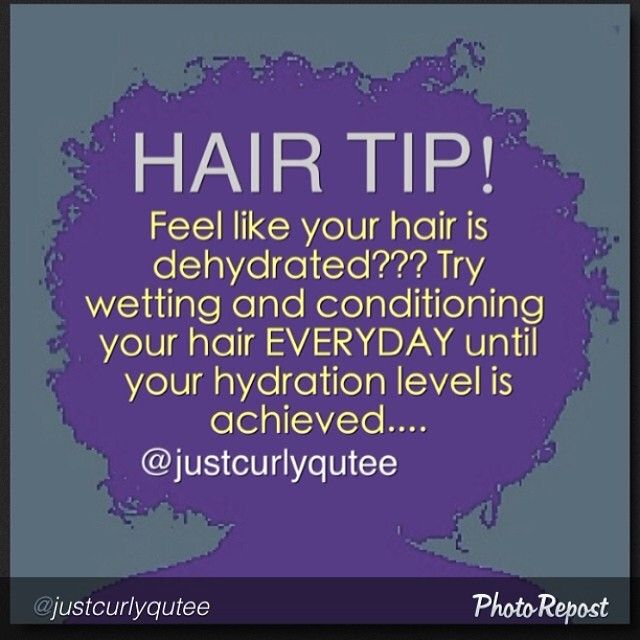 @Justcurlyqutee Natural hair tip  #Padgram