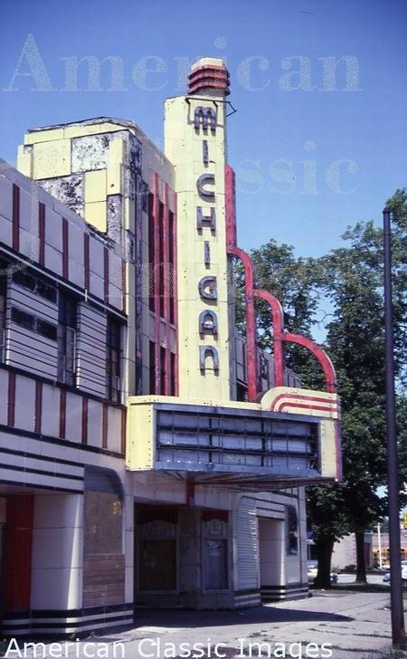 Michigan Theatre - Saginaw, Michigan