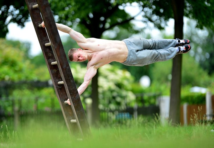 So You Want to Do a Human Flag: Part 2 - To begin Phase 2 of the Human Flag, you should have completed all the requirements for Phase 1. If you have not, make a U-turn and work on your planking moves and strength requirementsfor the …