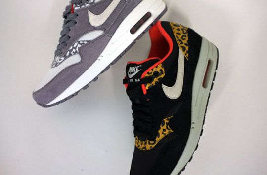 Nike Air Max 1 'Leopard' Pack Fall 2012