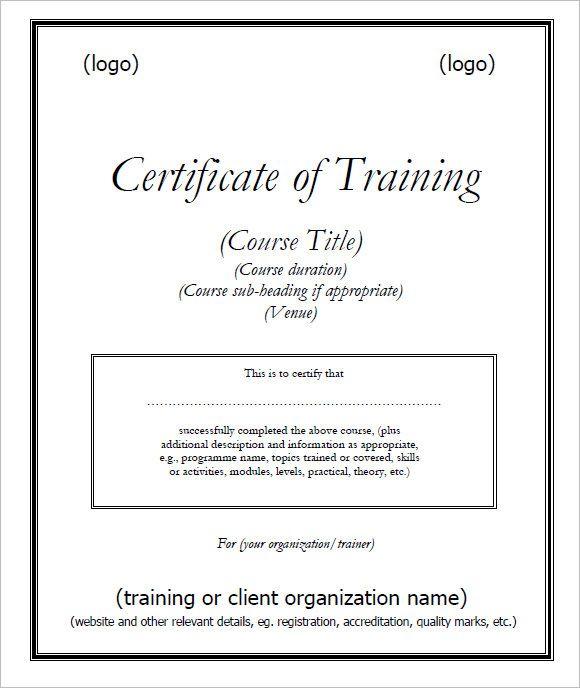 Service Dog Certificate Pdf Training