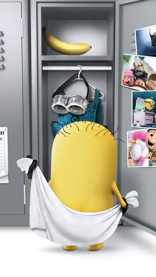 Despicable me iphone5 wallpaper - mobile9 #DespicableMe ...