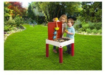 Licytuj na allegro.pl już od 21,50 zł - Outdoor Kids Piaskownica stolik (6395247719). Allegro.pl - Radość zakupów i bezpieczeństwo dzięki Programowi Ochrony Kupujących!