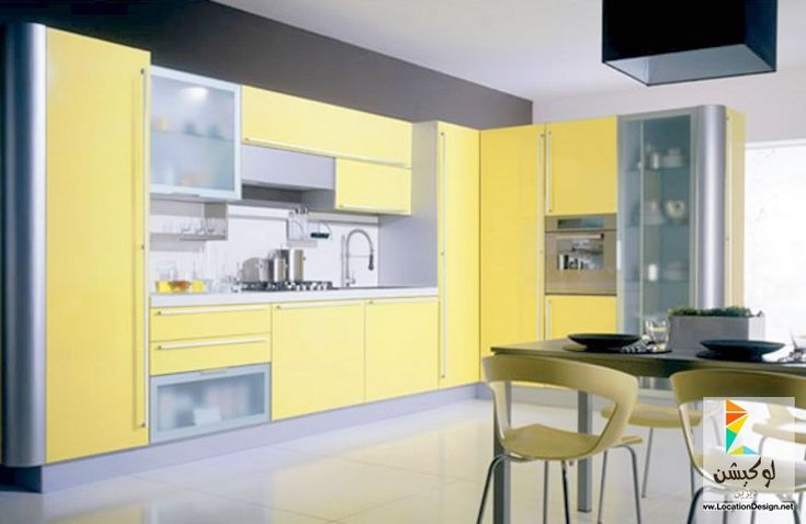 Brand New Aquarium Kitchen With A Strong Visible Have An Effect On ...