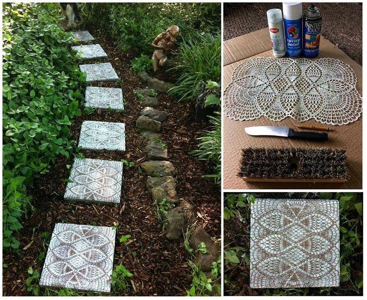 Mejores 104 imgenes de garden and gardening ideas en pinterest how to make lace like stepping stones lace garden diy diy ideas diy crafts do it solutioingenieria Gallery