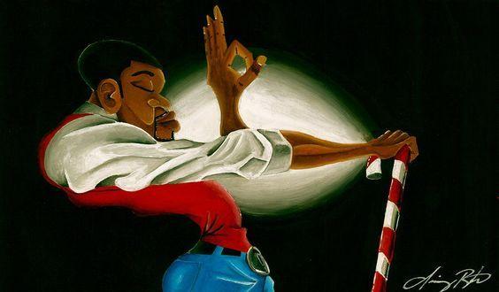 Kappa Alpha Psi art by Jimmy Boston