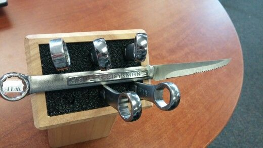 Craftsman Wrench Knife Set wrench knives