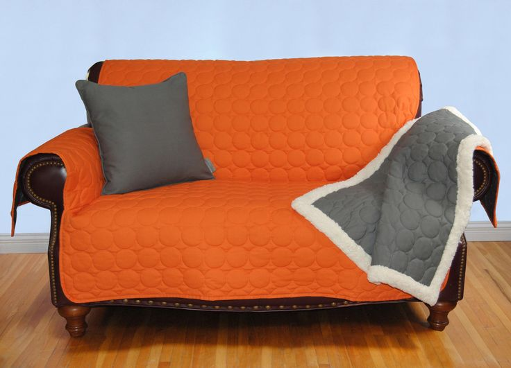 Circle water repellent quilted loveseat protector - Bandeja redonda ikea ...
