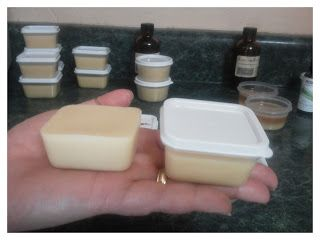 DIY Natures Home Spa: How to make Solid Lotion Bars